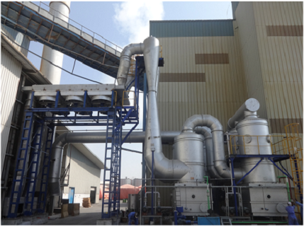 Gas Cleaning Systems