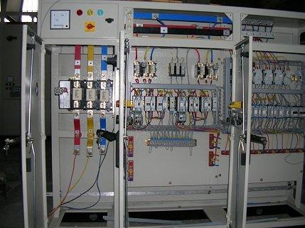 415 V Motor Control Centre