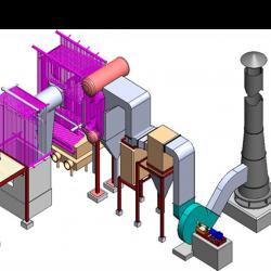 Twin Furnace Boilers